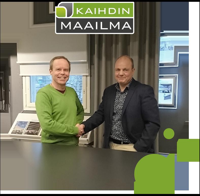 Kaihdinmaailma Jyväskylä Vantaa Espoo