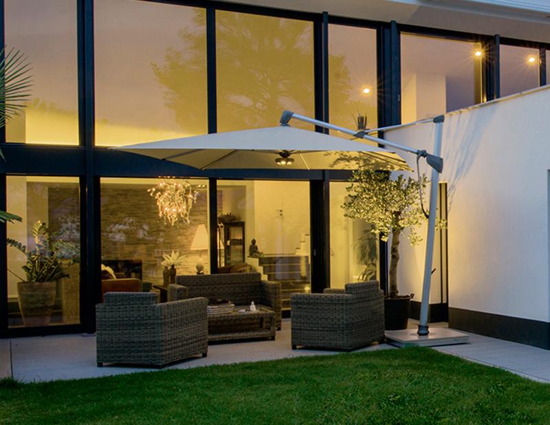 Glatz SombranoS+ aurinkovarjo sivuvarsi