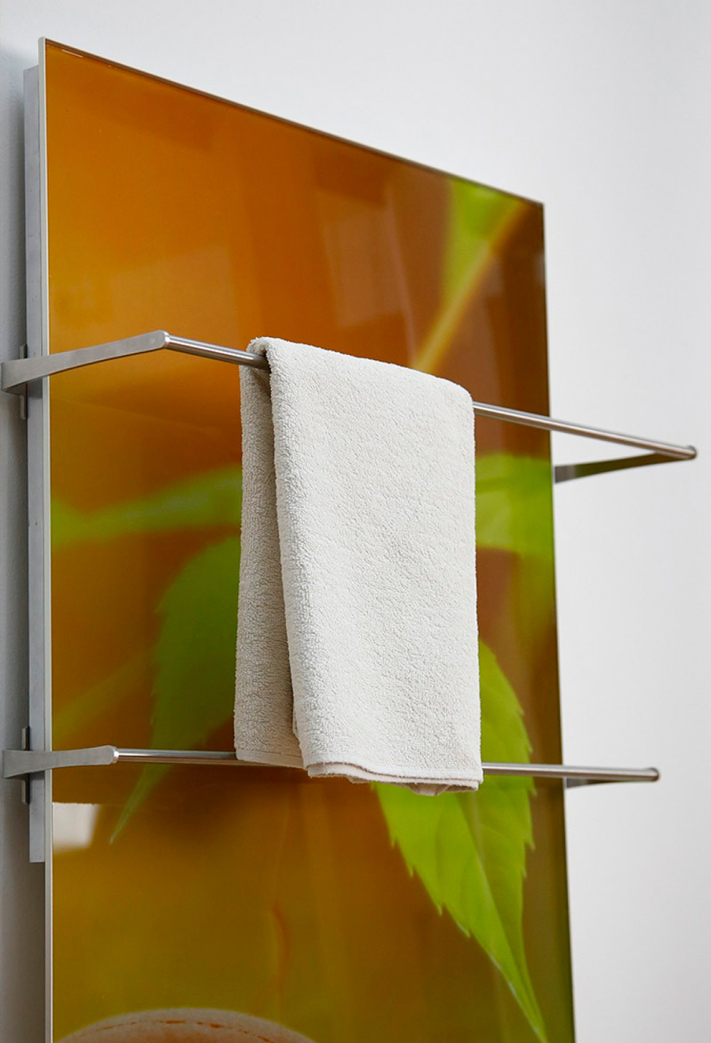 Heat4All pyyhekuivain infrapunalämmitin kylpyhuone Kaihdinmaailma