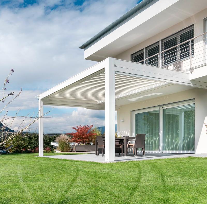 KE Outdoor Design Kedry Prime pergola