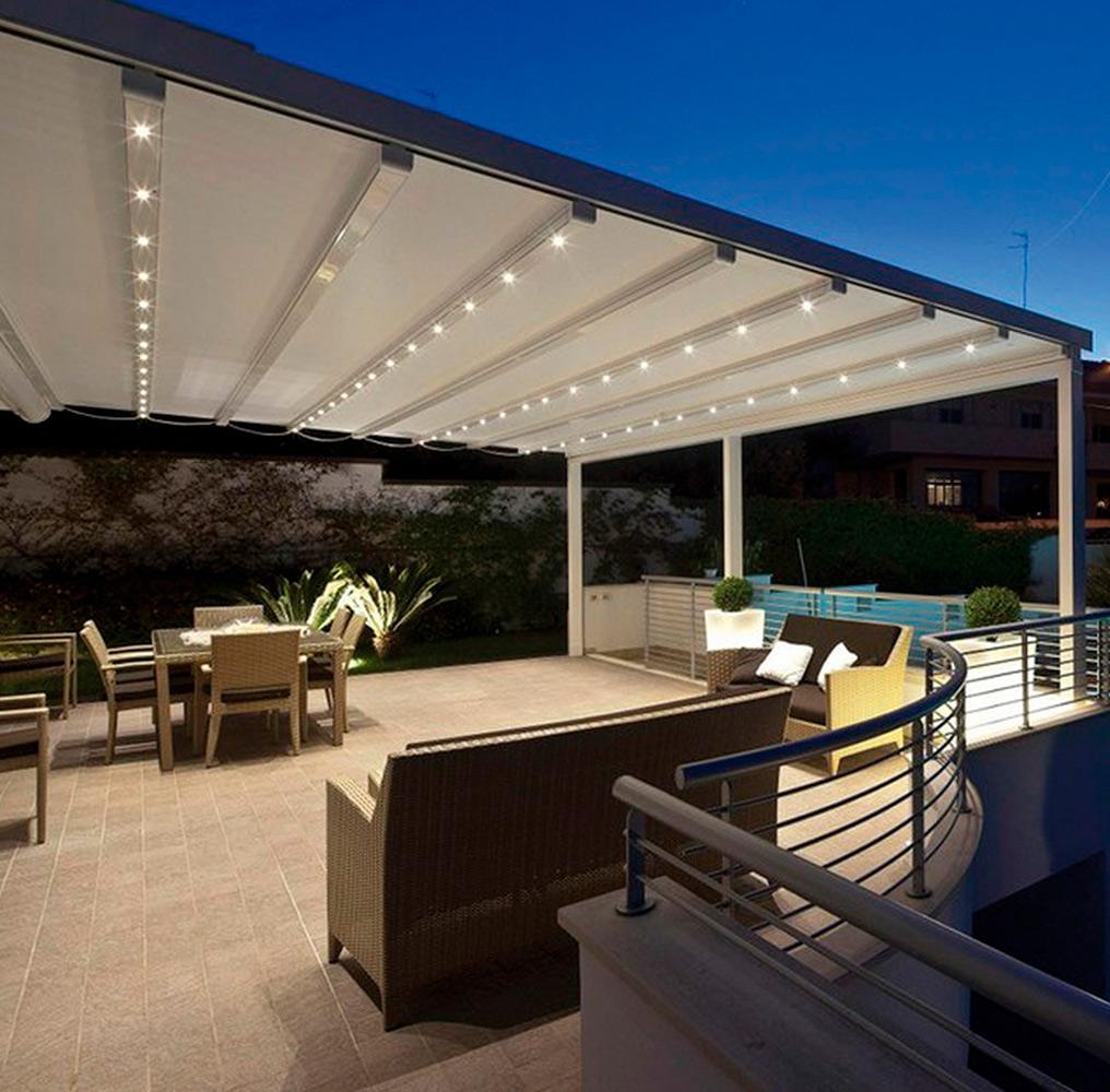 KE Outdoor Design pergola