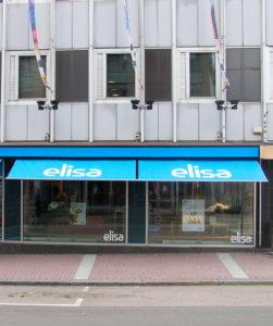 Liikemarkiisi yritykselle Elisa