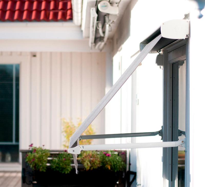 Tamar Optima ikkunmarkiisi Espoo Vantaa Helsinki Tampere Jyväskylä